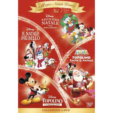 Magico Natale Disney DVD
