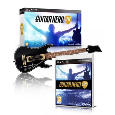 Guitar Hero Live, PS3
