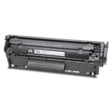 HP 12A Toner laser 2000pagine Nero