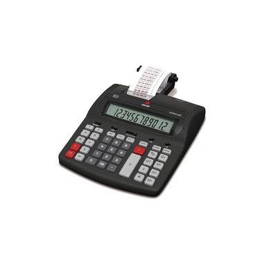 Olivetti Summa 303 calcolatrice Desktop Calcolatrice con stampa Nero