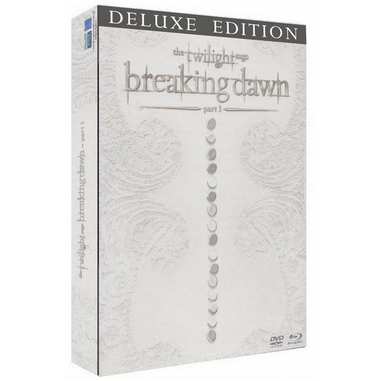 The Twilight Saga: Breaking Dawn - edizione limitata (Blu-ray + DVD)