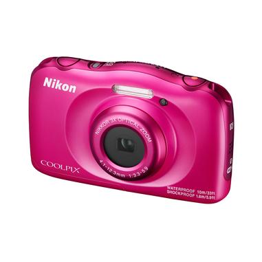 Nikon COOLPIX W100 Fotocamera compatta 13,2 MP CMOS 4160 x 3120 Pixel 1/3.1