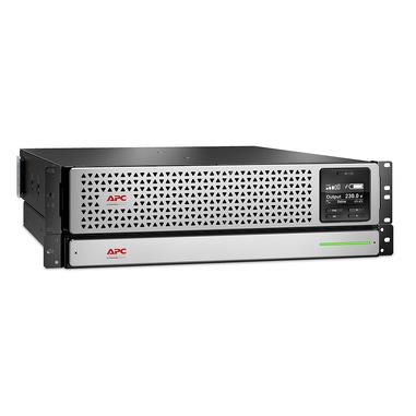 APC SMART-UPS SRT LI-ION 3000VA RM ACCS Doppia conversione (online) 2700 W 8 presa(e) AC