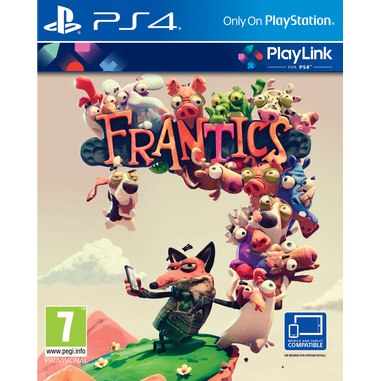 Frantics, PlayStation 4