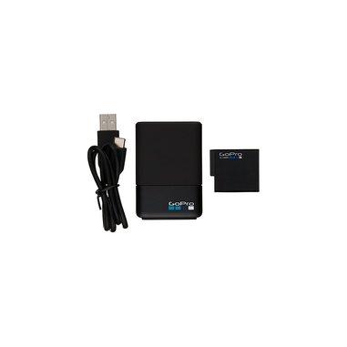 GoPro carica batterie doppio per Hero5 e seconda batteria