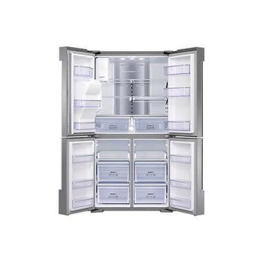 Samsung RF56M9540SR/EF Incasso 635L A+ Acciaio inossidabile frigorifero side-by-side