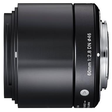 Sigma Obiettivo 60/2.8 (A) DN SONY E-MOUNT (SE) NERO