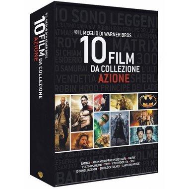 10 film da collezione - Azione (Blu-ray)