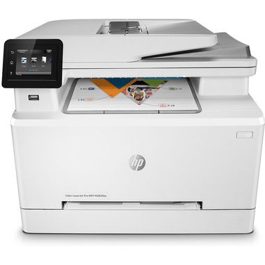 HP Color LaserJet Pro M283fdw Laser 600 x 600 DPI 21 ppm A4 Wi-Fi