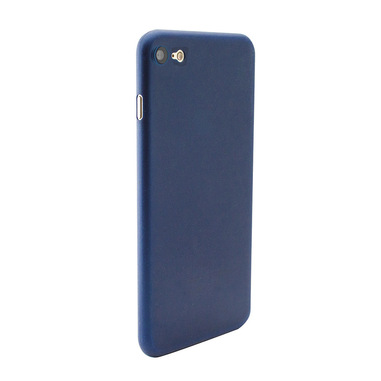 Phonix Custodia Perfect Fit per Apple iPhone 7 - Blu Marino