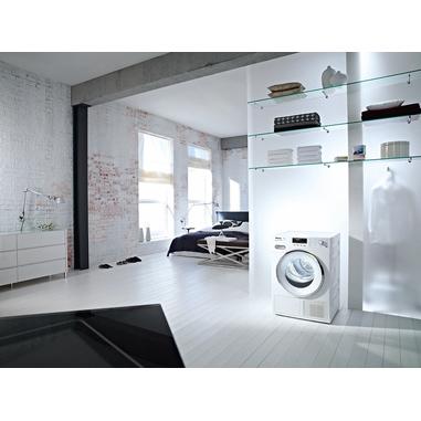 Miele TMR 840 WP SFinish&Eco XL Libera installazione Caricamento frontale 9kg A+++ Bianco