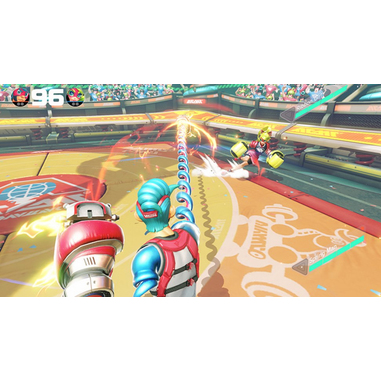ARMS Basico Nintendo Switch Inglese videogioco