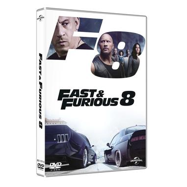 Fast & Furious 8, DVD 2D ITA