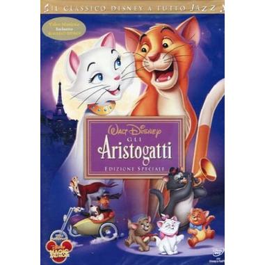 Gli Aristogatti (Edizione Speciale), 1970, DVD
