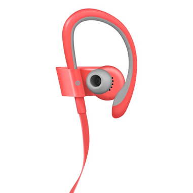 Beats Powerbeats² Wireless Aggancio, Passanuca Stereofonico Senza fili Rosa auricolare per telefono cellulare