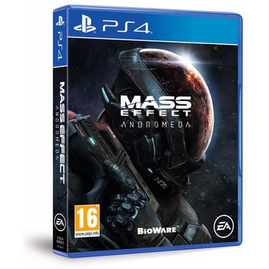 Mass effect: Andromeda - Playstation 4