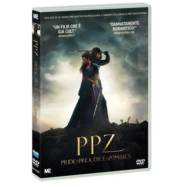 PPZ - Pride and Prejudice and Zombies (DVD)