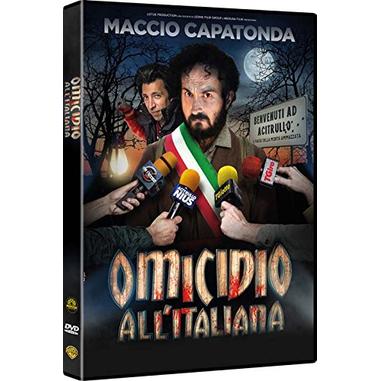 Omicidio all'italiana (DVD)