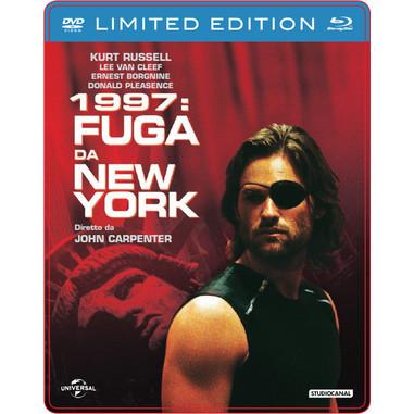 1997: fuga da New York - edizione limitata