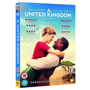 A United Kingdom, DVD DVD 2D ITA