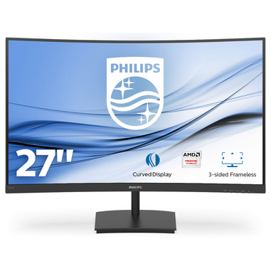"Philips E Line 271E1SCA/00 LED display 68,6 cm (27"") 1920 x 1080 Pixel Full HD LCD Nero"