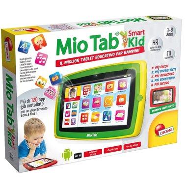 Lisciani Mio Tab Smart Evolution Special Edition 8GB Blu, Bianco