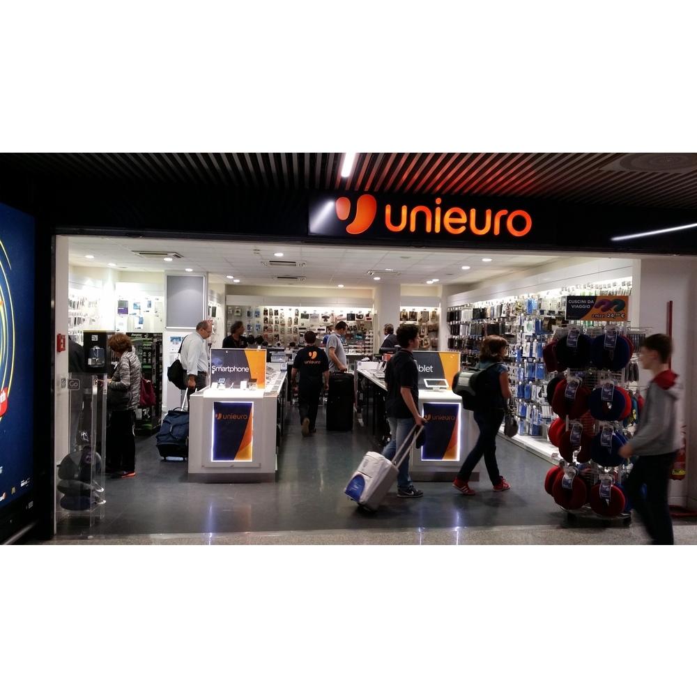 Negozio Unieuro Aeroporto Fiumicino Terminal 1 B Orari E
