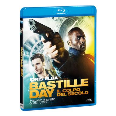 Bastille Day - Il colpo del secolo (Blu-ray)