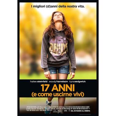17 anni, DVD 2D ITA