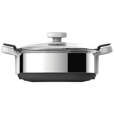 Moulinex accessorio vaporiera XF 384 BK per Companion