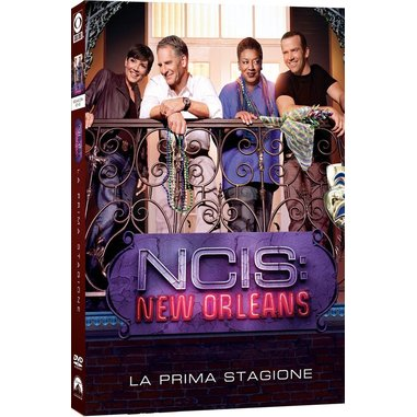 NCIS New Orleans: stagione 1 (DVD)