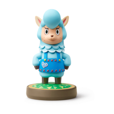 Nintendo amibo Cyrus