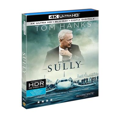 Sully Blu-ray 2D + Digital