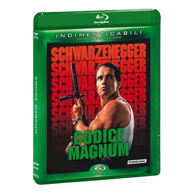 Codice Magnum, Blu-Ray Blu-ray 2D ITA