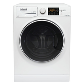 Hotpoint SS RPG 723 D IT Libera installazione Carica frontale 7kg 1200Giri/min A+++ Bianco lavatrice