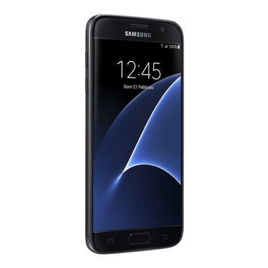 Samsung GALAXY S7 EDGE Black 32GB 4G Nero TIM