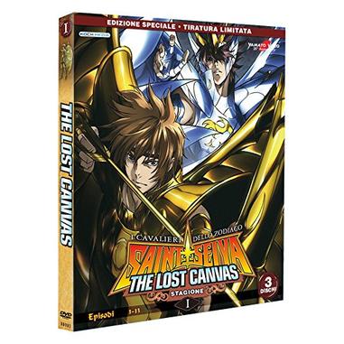 I Cavalieri dello Zodiaco - Lost canvas stagione 1 (DVD)