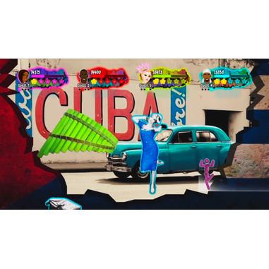 Baila latino - Wii U
