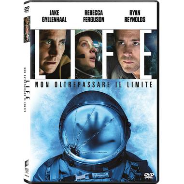 Life – Non Oltrepassare Il Limite, DVD DVD 2D ITA