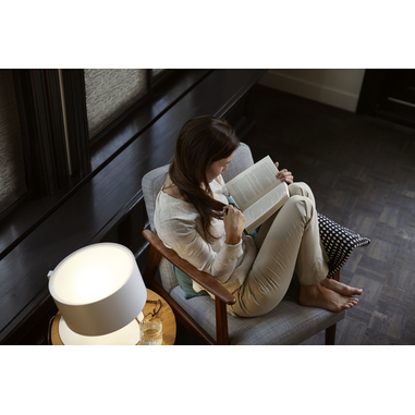 Philips Hue White Ambiance Lampadina LED E27, confezione da 1 pezzo