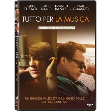 Sony Pictures Tutto per La Musica - Brian Wilson & the Beach Boys (DVD)