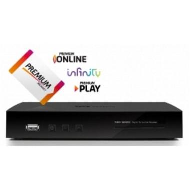 Telesystem 58010088 Terrestre Full HD Nero set-top box TV