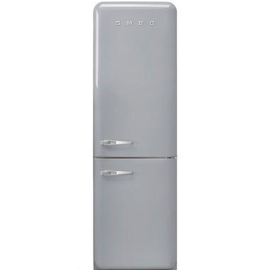 Smeg FAB32RSV5 frigorifero con congelatore Libera installazione Argento 331 L A+++