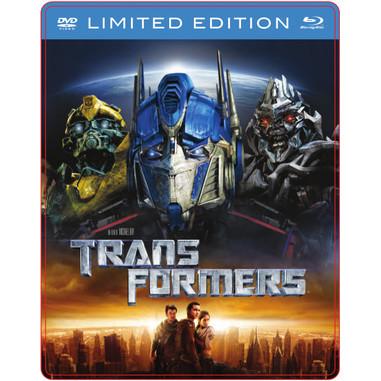 Transformers (Blu-ray + DVD)
