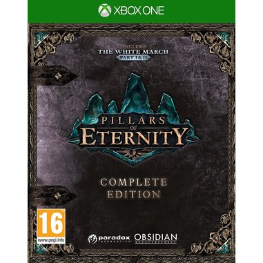 Pillars of Eternity: complete edition - Xbox One