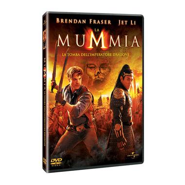 La Mummia: La Tomba Dell'imperatore Dragone (2008), (DVD)