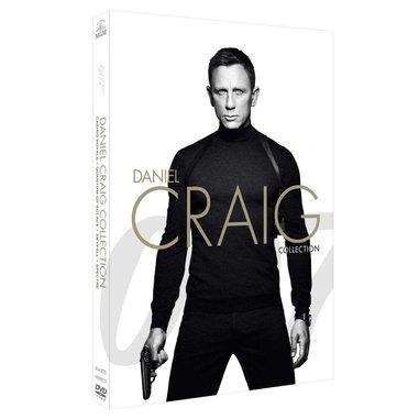 007 cofanetto Daniel Craig (DVD)