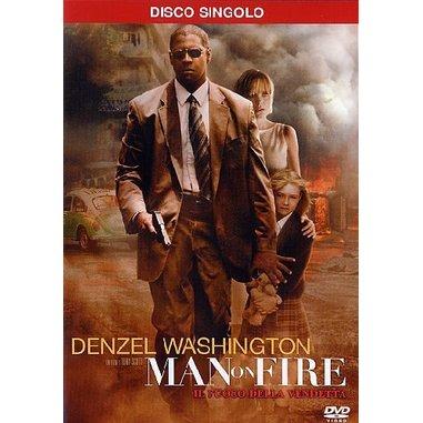 Man on fire (DVD)