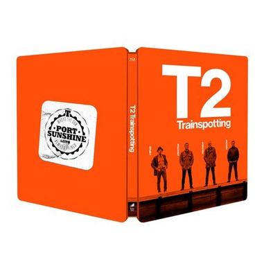 T2 Trainspotting, Steelbook, (Blu-Ray)  2D ITA