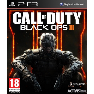 Call of Duty: Black Ops III, PS3